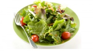 Green Salad-Alkaline Body