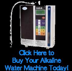 Alkaline Water Kangen Water Machine Buy Today