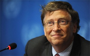 Bill Gates Alkaline Kangen Water